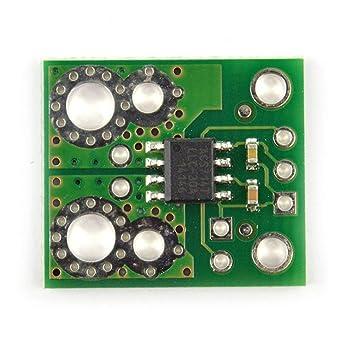 ACS714 sensor de corriente Corriente eléctrica Trans amplificador y filtro Diseño de Alto Rendimiento de sensor
