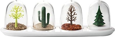 QUALY Sel poivre cactus qualy QL10203GN