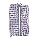Equine Couture Kelsey Garment Bag Purple STD