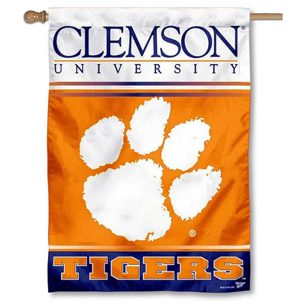 WinCraft Clemson Tigers House Flag