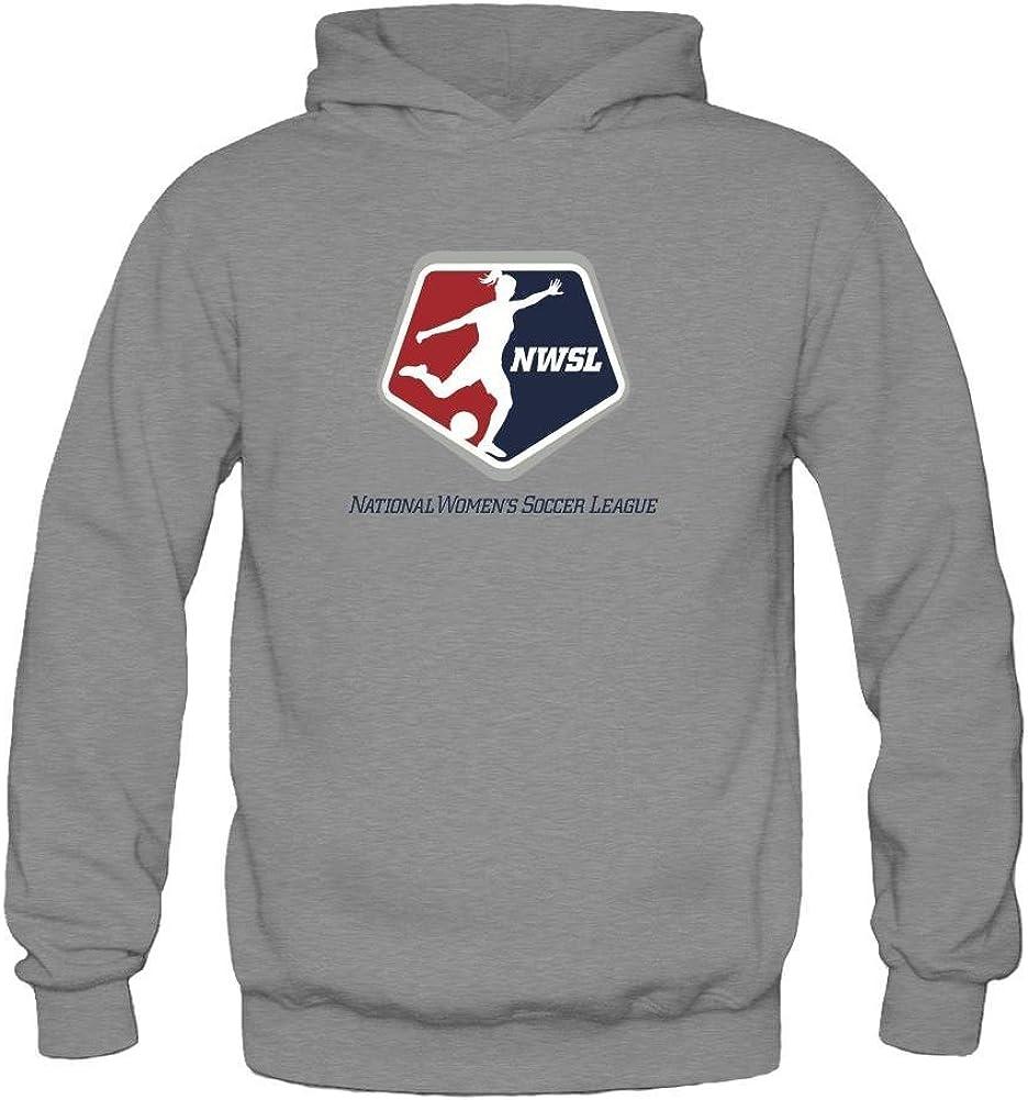 XIULUAN Women's Houston Dash NWSL Logo Hoodied Sweatshirt