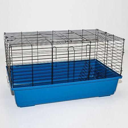 80 cm conejo jaula Guinea Pig cabaña Interior Mascota Pequeño ...