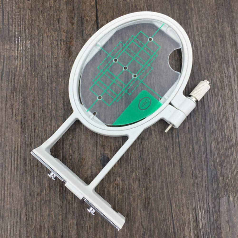 Amazon.com: Cleana Arts Embroidery Hoop Frame for Brother SE350 SE400 LB6770 LB6800 SE270D HE1 HE120 HE240 NV500D NV900D NV950D PE300 PE400D PE500 PE 540D ...