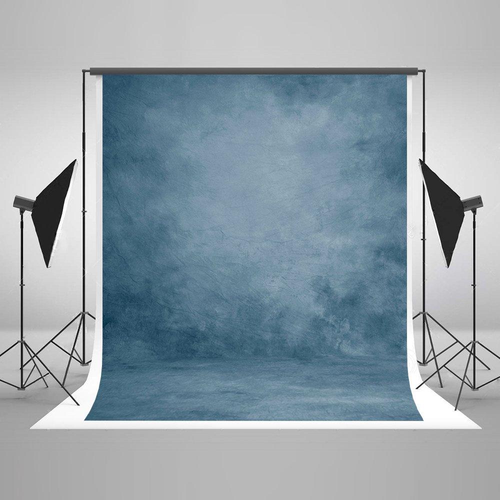 Kate fondos fotografia azul degradado estudio clasico telon de fondo...