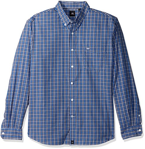 dockers-mens-no-wrinkle-long-sleeve-button-front-shirt-olympian-blue-large