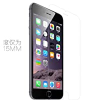 Sungpunet Ftsquare iPhone 6 Tempered Glass Glass Screen Protector 9H Hardness Screen Protector (2-Pack))