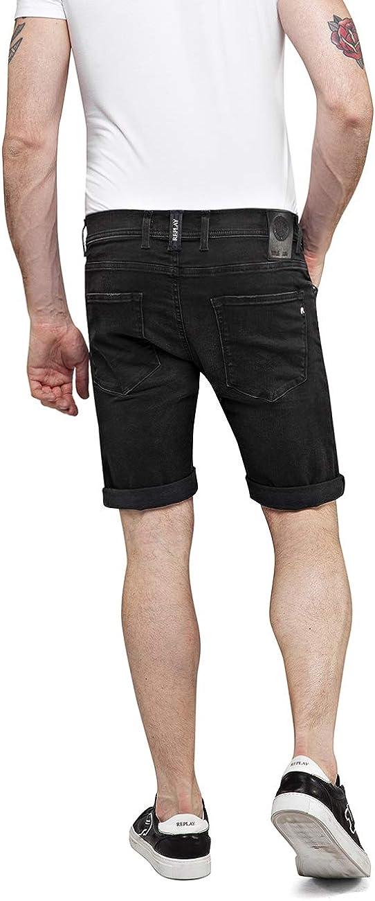 REPLAY Pantalones Cortos para Hombre