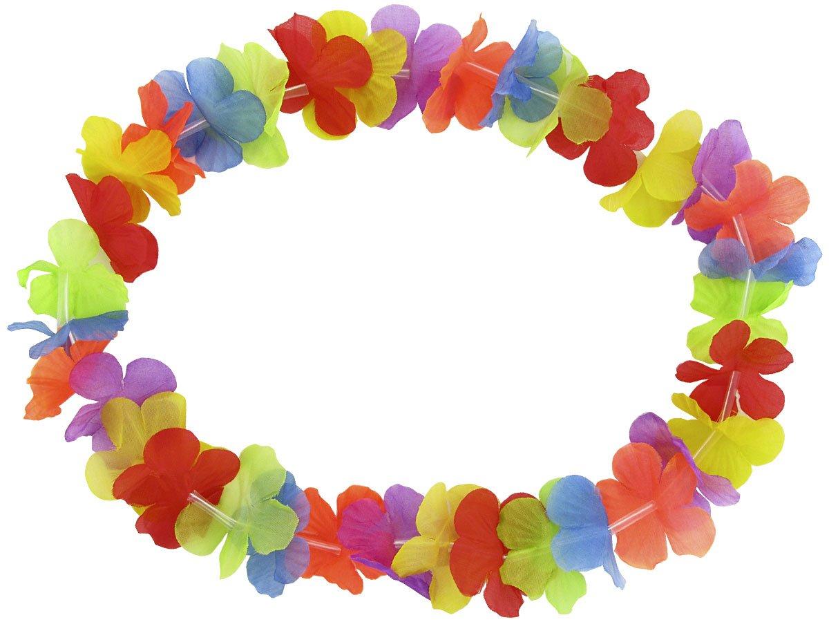 Générique qa-rmec-xk2o conf. 120Colliers Hawaiian, Multicolor generico