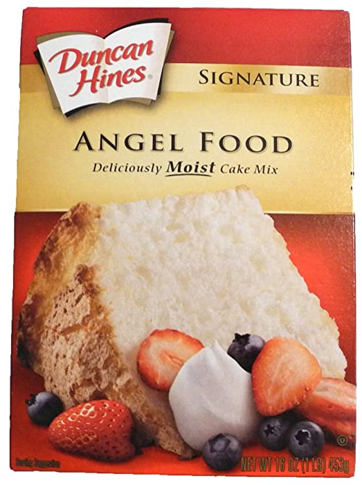 Top 8 Duncan Hines Angel Food Cake Miix