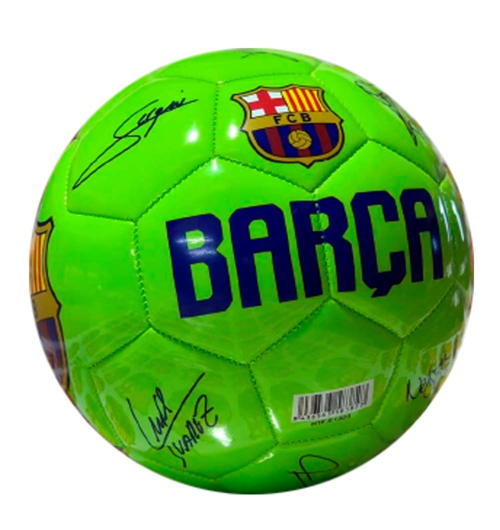 FCB BARCELONA - Balón Oficial B1805, Talla 2: Amazon.es: Deportes ...