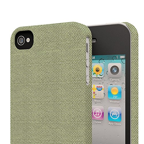 Koveru Back Cover Case for Apple iPhone 4/4S - Pattern of Dots