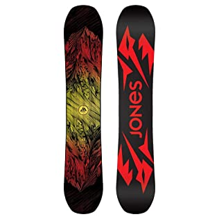 Jones Men's Mountain Twin Snowboard