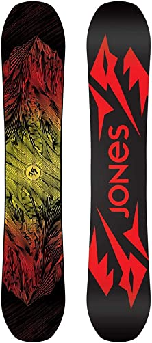 Jones – Mens Mountain Twin Snowboard 2019