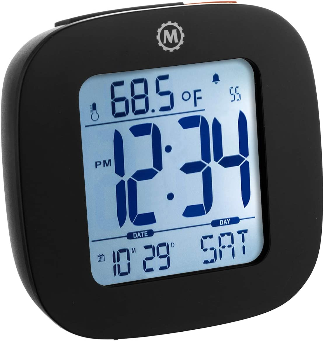 Marathon cl030058bk Reloj de Pared