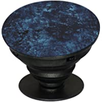 Yubingo Deep And Captivating Blues Designer Printed Mobile Grip Stand (Multicolor)