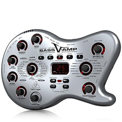 Behringer Bass V-AMP LX1B caja de herramientas de Tono para Bajo/Guitarra acústica