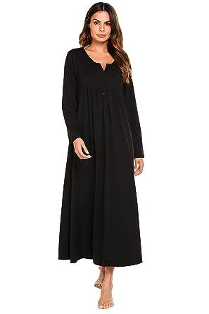 0630e3f13b Langle Plus Size Maternity Clothes Nursing Pajama Sets Breastfeeding Tops  (Black