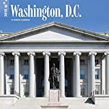 Washington D.C. 2018 Wall Calendar