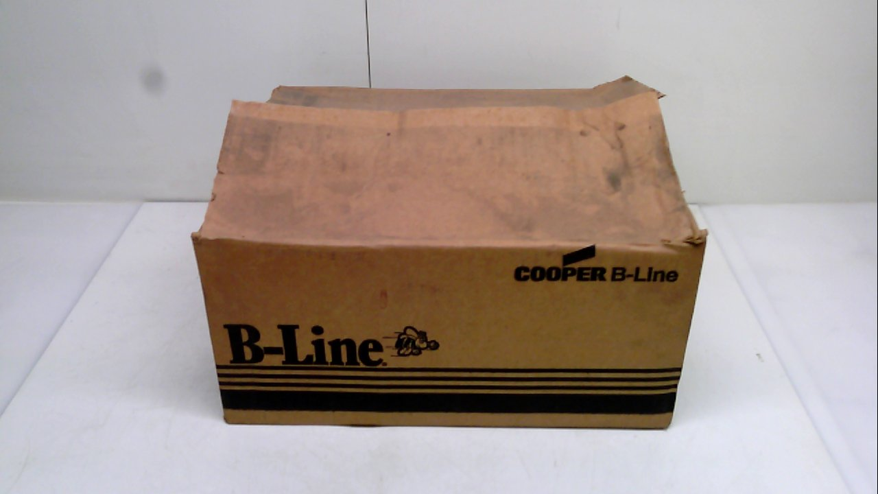Cooper B-Line 9A-1004 - Pack Of 24 - Wedge Lock Splice Pate 9A-1004 - Pack Of 24 -