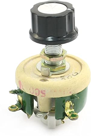500 Ohm 25W Power Rheostat