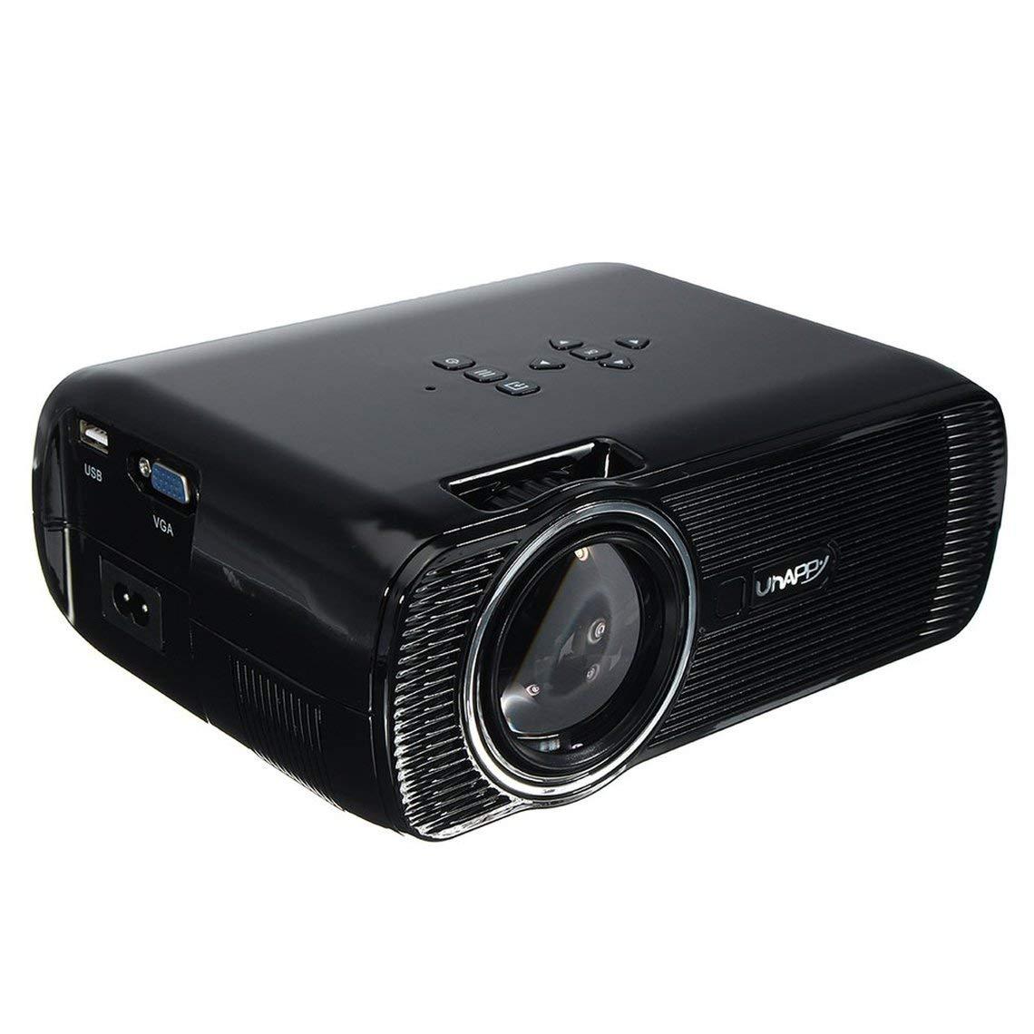 Zinniaya U80 7000 LM Proyector Digital Portátil HD 1080P Proyector ...
