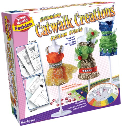 Small World Toys Fashion - Stunning Catwalk Creations ()