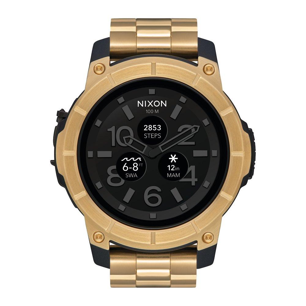 [ニクソン]NIXON 腕時計 MISSION SS NA1216501-00 【正規輸入品】 B07611YZCH