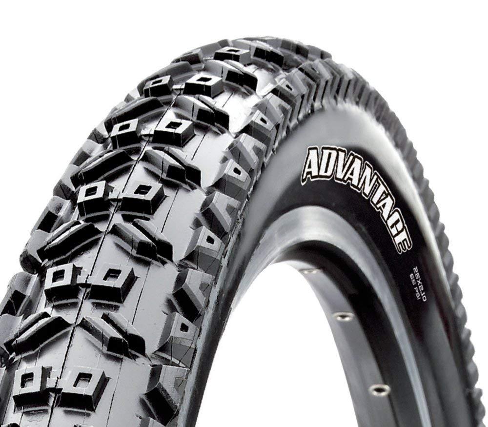 Maxxis Advantage TB69810000 - Cubierta plegable para bicicleta de montaña (26 x 2,1