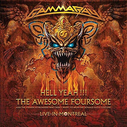 Hell Yeah!!! The Awesome Foursome: Live In Montreal (Hell Yeah Cd)