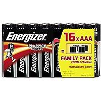 Energizer AAA Batteries, Alkaline Power Triple A Batteries, 16 Pack