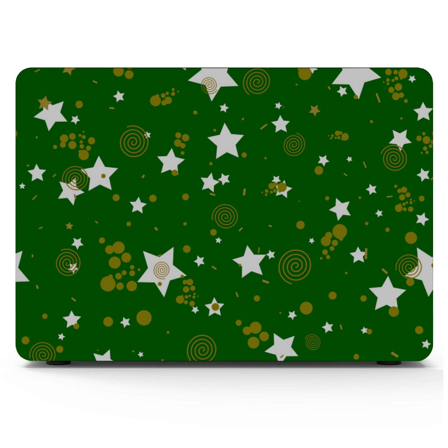 MacBook Assessories Shiny Retro Noble Pentagram Sky Plastic Hard Shell Compatible Mac Air 11 Pro 13 15 MacBook Air 1466 Case Protection for MacBook 2016-2019 Version