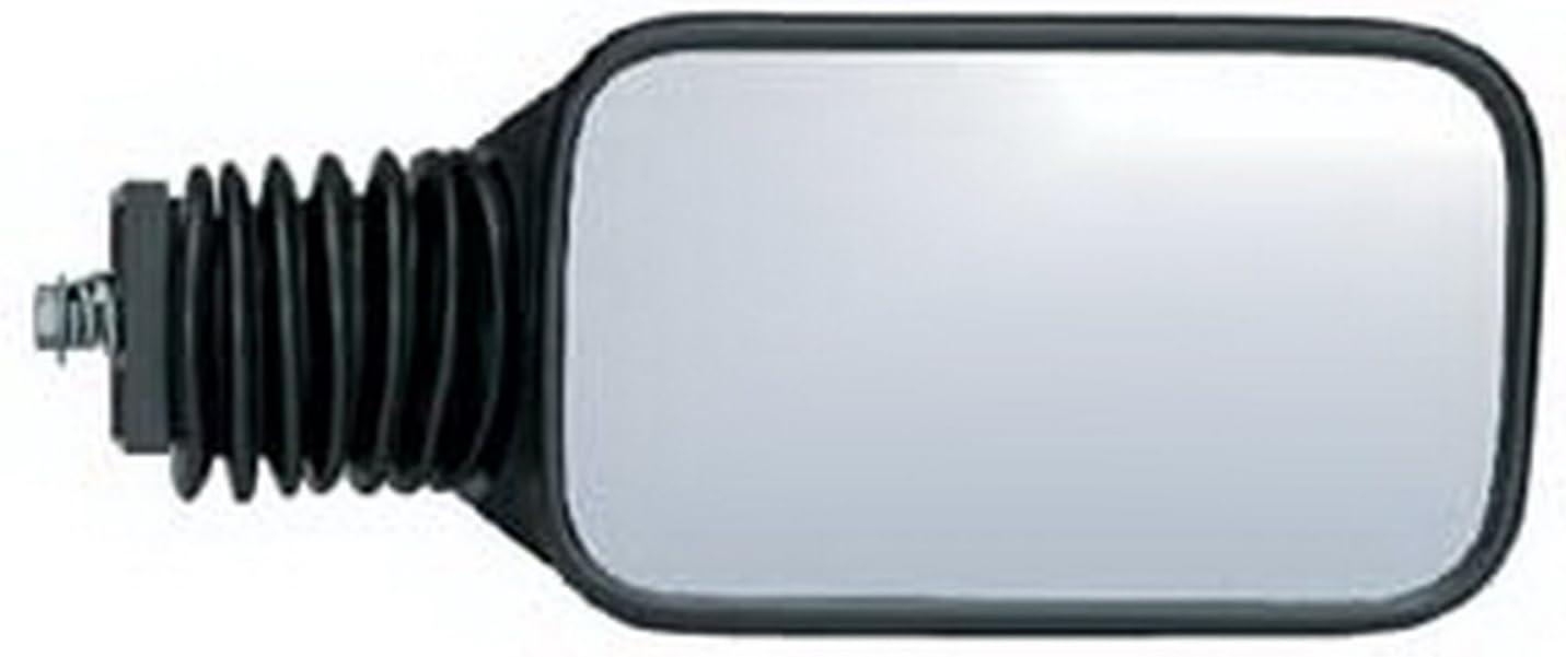 "CIPA 11160 PWC Sport II Universal Safety Mirror 3.5"" x 6.25"" Black for Jet Ski"