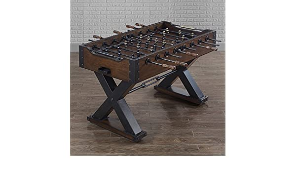 Amazoncom Vintage Foosball Table Sports Outdoors - Antique foosball table for sale