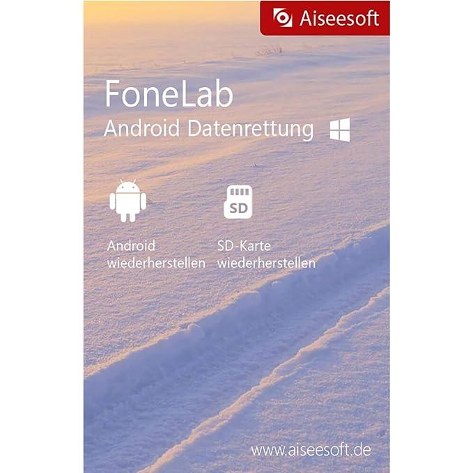 Sd Karte Bilder Wiederherstellen Android.Fonelab Fur Android Data Recovery Win Vollversion Product