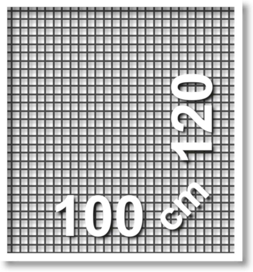 color blanco 120 x 140 cm Wei/ß Schellenberg 70988 Mosquitera para ventana