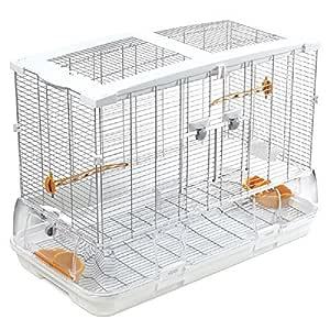 Jaula grande para pájaros de Hagen Vision: Amazon.es: Productos ...