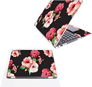 """Mightyskins Skin Compatible with Hp Spectre X360 15.6"""" (2018) - Hibiscus 