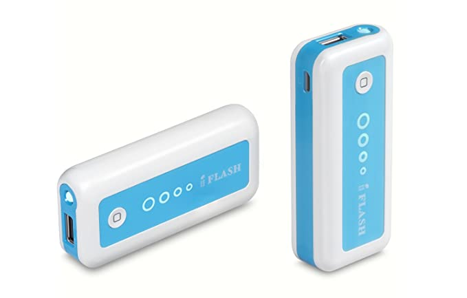 Amazon.com: iFlash 5600 mAh Backup Fuente de batería externa ...