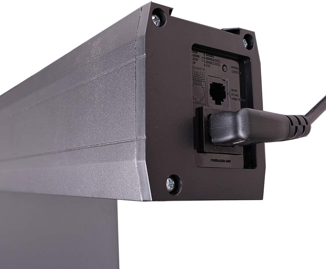Hivilux Tension Motor Leinwand Dualspann Professionell Kinofolie Hiviwhite Cinema 1 0 8k 4k Uhd Für 3d 2d Txn Serie 16 9 Bild 244x137cm 110 Diagonal Schwarz Musikinstrumente