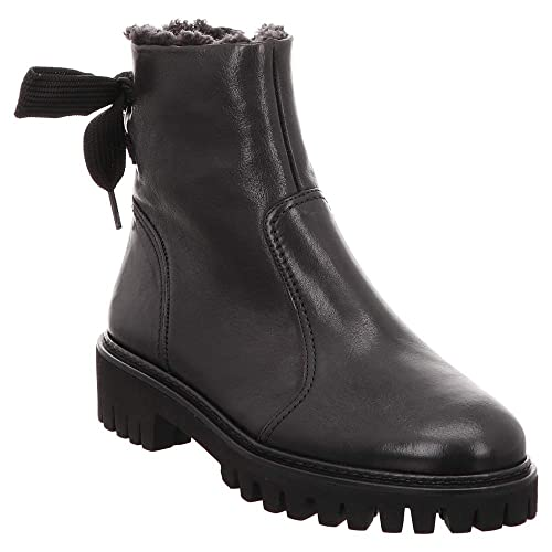 buying now huge selection of best Paul Green 9364-033 Damen Sportiver Boots aus Glattleder mit  Thermoinnensohle