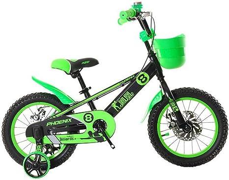 KY Bicicleta niños Balance Bike Niños de Bicicletas for 2-9 años ...
