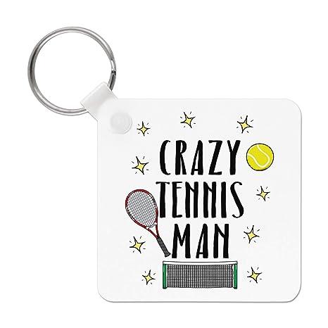 Gift Base Crazy Tenis Hombre Llavero: Amazon.es: Amazon.es