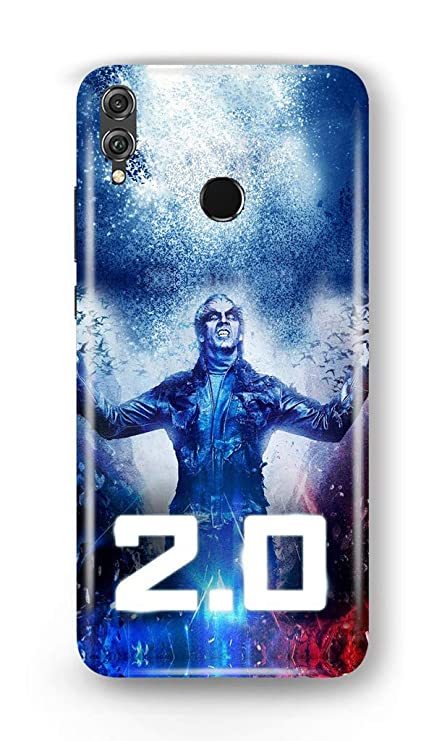 Desiways - Printed Hard case Back Cover for Honor 8X: Amazon