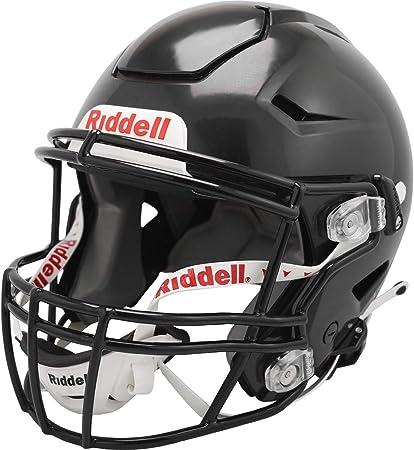 Amazon Com Riddell Speedflex Youth Helmet Black Sports Outdoors