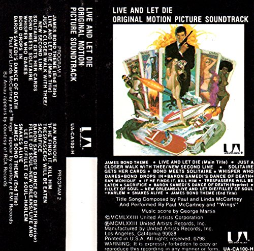 Live and Let Die by EMI Distribution