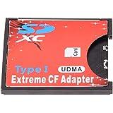 LEAGY - Adaptador de tarjeta SD CF WiFi inalámbrico SD MMC ...
