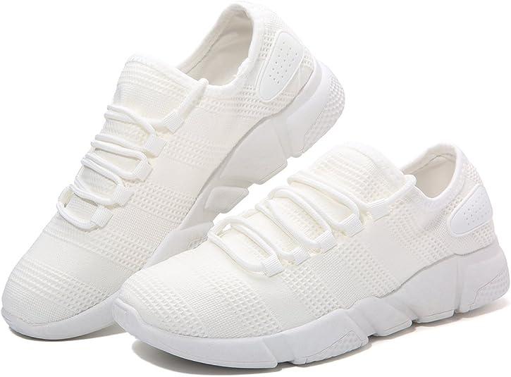Zapatillas para Fitness Deportes Zapatillas de Running para Hombre, Gracosy Hombres Zapatillas de Deporte Casual Lace Up Zapatos Zapatos de Gimnasia para Caminar de Peso Ligero: Amazon.es: Zapatos y complementos