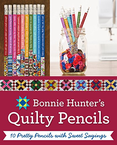 Bonnie Hunter's Quilty Pencils