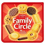 Crawford's Family Circle Biscuit Selection 700g