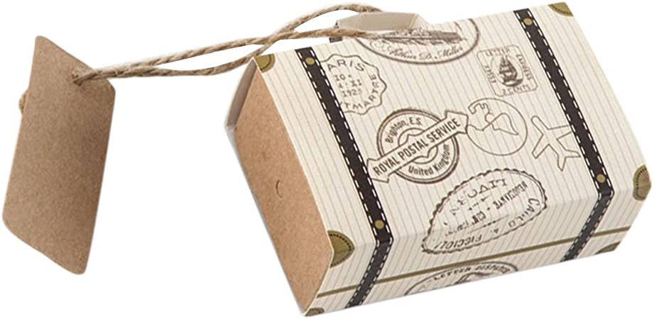Small Shipping Box For Handmade Candle Light Box Candle Holder Wedding Favor Welcome Box For Guests Small Gift Box Rustic Party Kraft Decor